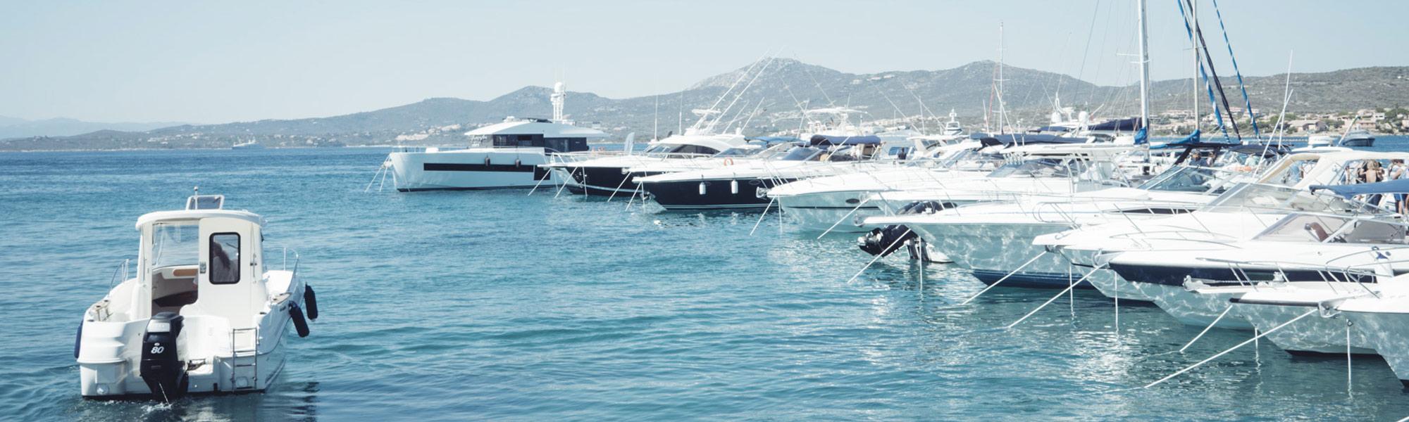 Marina di Golfo Aranci Posti Barca